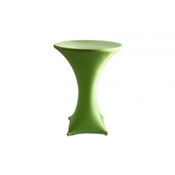 Statafelhoes stretch, lime groen